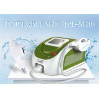 China Permenant IPL SHR Hair Removal Machine Painless , Skin Rejuvenation Machine For Clinic wholesale