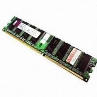 1GB DDR 400MHz PC3200 RAM Memory Module for Desktop, Available with 184 Pins
