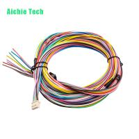 Quality Multi colored coded automotive cable harness assemblies for sale