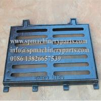 China High quality standard heavy duty cast iron trench grates and frames for either general traffic loading wholesale