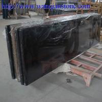 China Absolute black Granite countertop wholesale