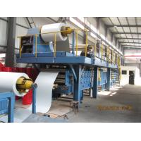 China 3 phase 1200mm Continuous Sandwich Panel Roll Forming Machine Automatic wholesale