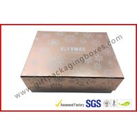 China Eco Friendly Luxury Cosmetic Packaging With Hot Stamping Process , Rectangle Shaped wholesale