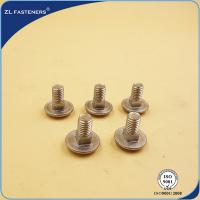 China High Precision Stainless Steel Bolts Plain Finish OEM / ODM Available wholesale