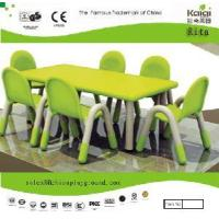 China Kids Table and Chair Series (KQ10183D) wholesale