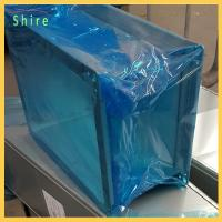China Transparent Color Blue Paint Protective Film HVAC Duct Cover Protection Tape on sale