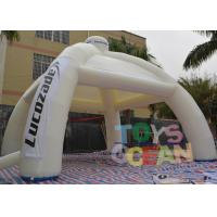 Quality Durable Inflatable Party Tent Spider Shaped For Outdoor Trade Exhibition / for sale