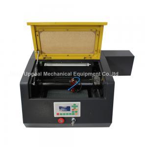 China Mini 300*200 Desktop Small Co2 Laser Engraving Cutting Machine wholesale