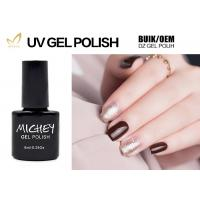 China New Magic Candy Foil Glitter Gel Nail Polish With Shining Sequins Odorless wholesale