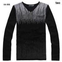 China Brand classic design salvatore wool cashmere men knitted sweater wholesale