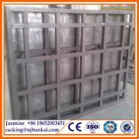 China Customized galvanized and powder coating steel metal stackable pallet wholesale