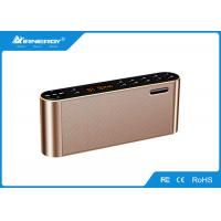 China Professional Portable Wireless Speakers With Usb Port , DC5V/1000mAH Out Put wholesale
