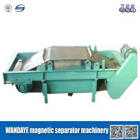 Wholesale Self Loaded Over Band Magnetic Separator , Suspended Magnetic Separator from china suppliers
