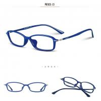 China Fashionable Lightweight Eyeglass Frames / Optical Titanium Eyeglass Frames wholesale