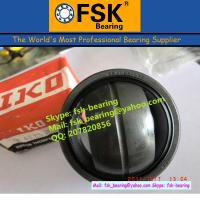 China 70*105*49mm GE70EES GE70ES 2RS IKO Radial Spherical Plain Bearings wholesale