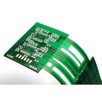 China Three Main Types Rigid Flex Circuit Board PET / Polyimide Material 0.25mm Thickness wholesale