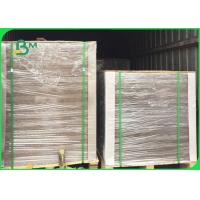 China 800gsm Anti-folding good rigidity Grey Chipboard paper for package wholesale