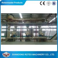 China Rubber Wood , Rice Husk , Pine Wood Pellet Machine / Wood Pellet Maker Machine wholesale