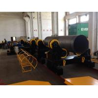 150 Tons Heavy Duty Pipe Rollers Siemens VFD Control Linear Speed 1000 mm/min