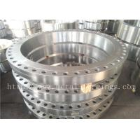 Quality ANSI ASME Duplex stainless steel forged flanges For Ball Valve for sale