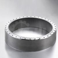 China Hydraulic Press Open Die Gear Ring Forging Process 20CrMnMo OD 9000mm wholesale