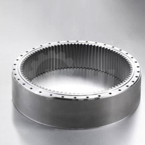 China Hydraulic Press Open Die Gear Ring Forging Process 20CrMnMo OD 9000mm wholesale