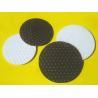 Buy cheap Light Weight PTFE Teflon Sheet , Non-Flammable Black PTFE Slide Bearing from wholesalers