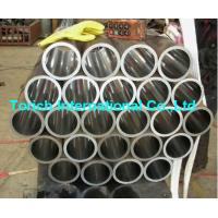 Quality JIS G 3473 Hydraulic Cylinder Tube , Round Carbon Steel Tube for Cylinder Barrels for sale