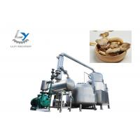 China Low Fat Healthy Vacuum Fried Chips Machine Large Fruit Area No Color Fading wholesale