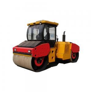 12ton Hydraulic Tandem Vibratory Roller KD126