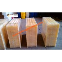 Buy cheap Mineral Exploration Plastic Sample Boxes , 6m Core Sample Bq Drill Storage Box from wholesalers