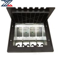 China Baosteel Plate Precision Metal Stamping Electrical Box With Ul Certified wholesale