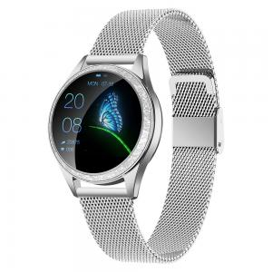 China One Key Detection IP68 NRF 52832 Blood Pressure Smartwatch wholesale