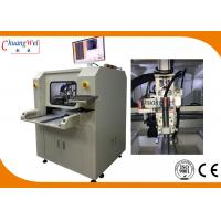 China KAVO Spindle PCB Depaneling Router With CCD Camera System 220V wholesale