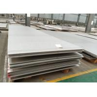 China SUS316L JIG G4304 Stainless Steel Hot Rolled Plate , 2000mm Width Metal Steel Plate wholesale
