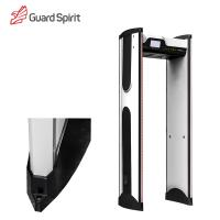 China Hotel Metal Detector Gate 9.2 Inch Display For Security Body Scanning wholesale