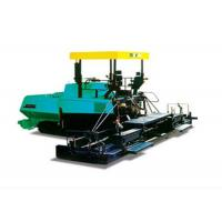 China 380mm Paving Thickness Crawler Asphalt Paver Machine 2.5m Width , CE wholesale