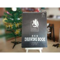 China Customized Cover Artist Paint Pad Sketch Drawing Paper Sketchbook 100gsm 60 sheets wholesale