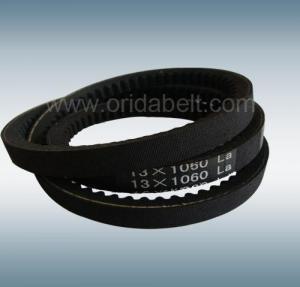 China raw edge cogged V-belt wholesale