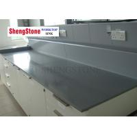 China Epoxy Resin Chemical Resistant Table Top on sale