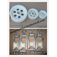 China Sales Cable Block,Cable Puller, quotation Hook Sheave Pulley wholesale
