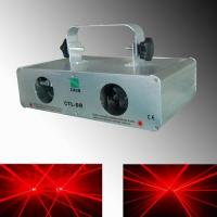 Dual Lens Red+Red Laser Light Show