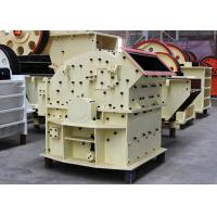 China Construction Cobble Stone Impact Crusher 200 Tons Per Hour For Cubic Shape Product wholesale