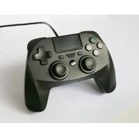Buy cheap PM25C Wired PS4 gamepad  with touch function wire and wireless  Joystick for video game from wholesalers