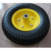 Buy cheap High-Grade Pneumatic Rubber Wheel 13*5.00-6 (PR2408) from wholesalers