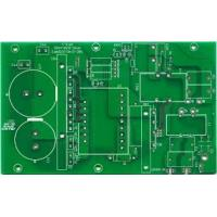 Buy cheap Rohs PCB Prototype and ENIG FR4 PCB Board green Solder Mask , 1mm Board Thickness from wholesalers