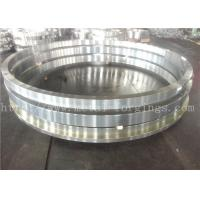 China Super Duplex Stainless Steel F55 S32760 1.4501 Metal Forgings Rings Rough Machined wholesale