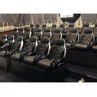 Buy cheap Deeply Immersive XD Theater 12D Flight Simulaitor Cinema In Egypt Militory from wholesalers