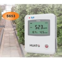 China LCD Display Environmental Data Logger Co2 Recorder For Calibration Laboratories on sale