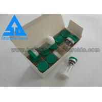 Buy cheap GHRH White Powder Sermorelin Acetate Hormone Growths Peptide Weight Loss from wholesalers